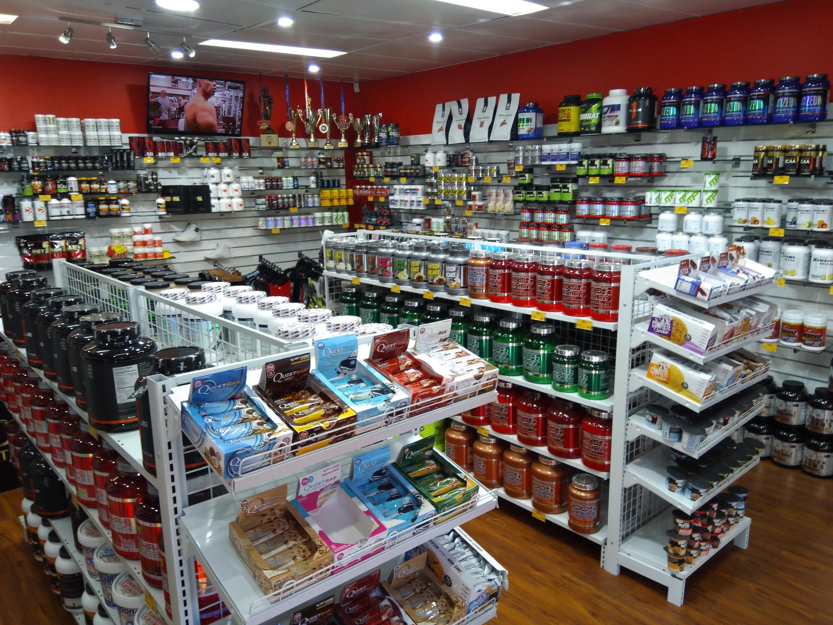 Supplements Store in Prramatta