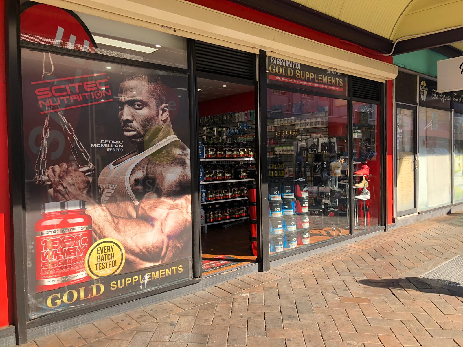 SUPPLEMENTS STORE IN PRRAMATTA