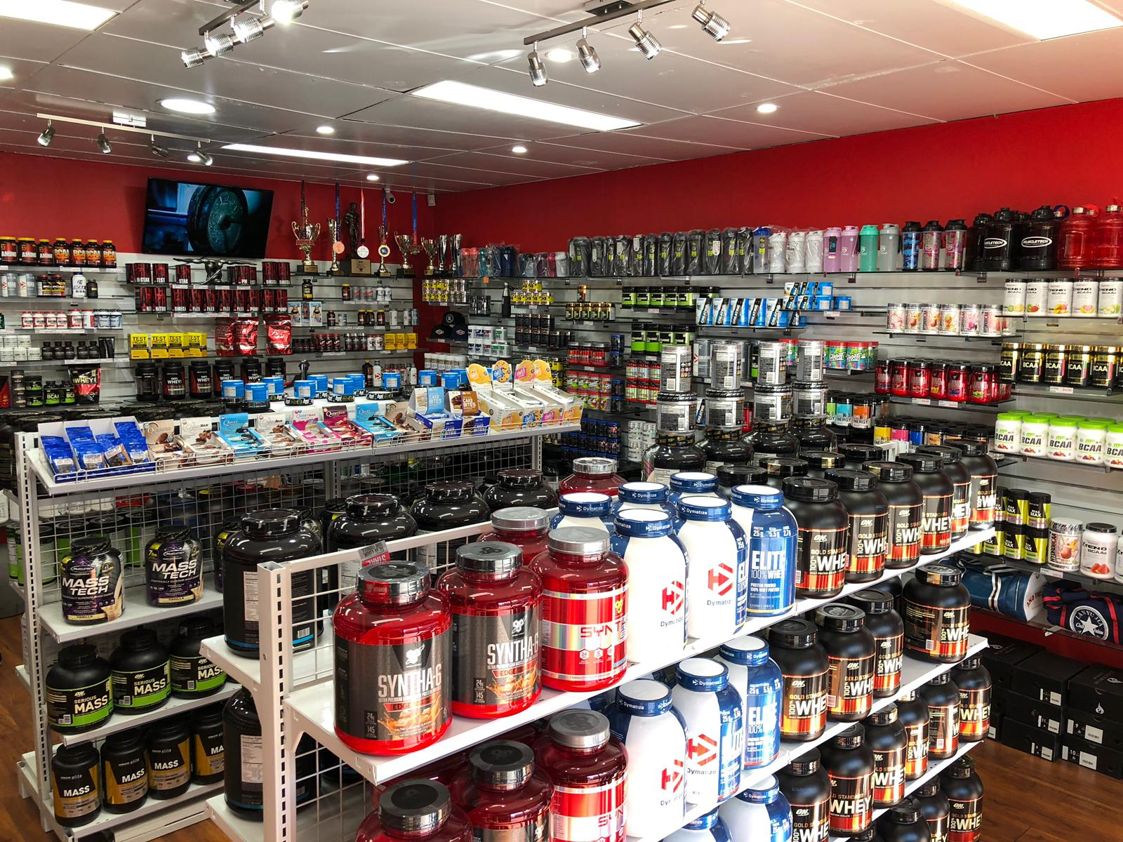 Vitamins and Supplements Business for Sale - Centrally Located
