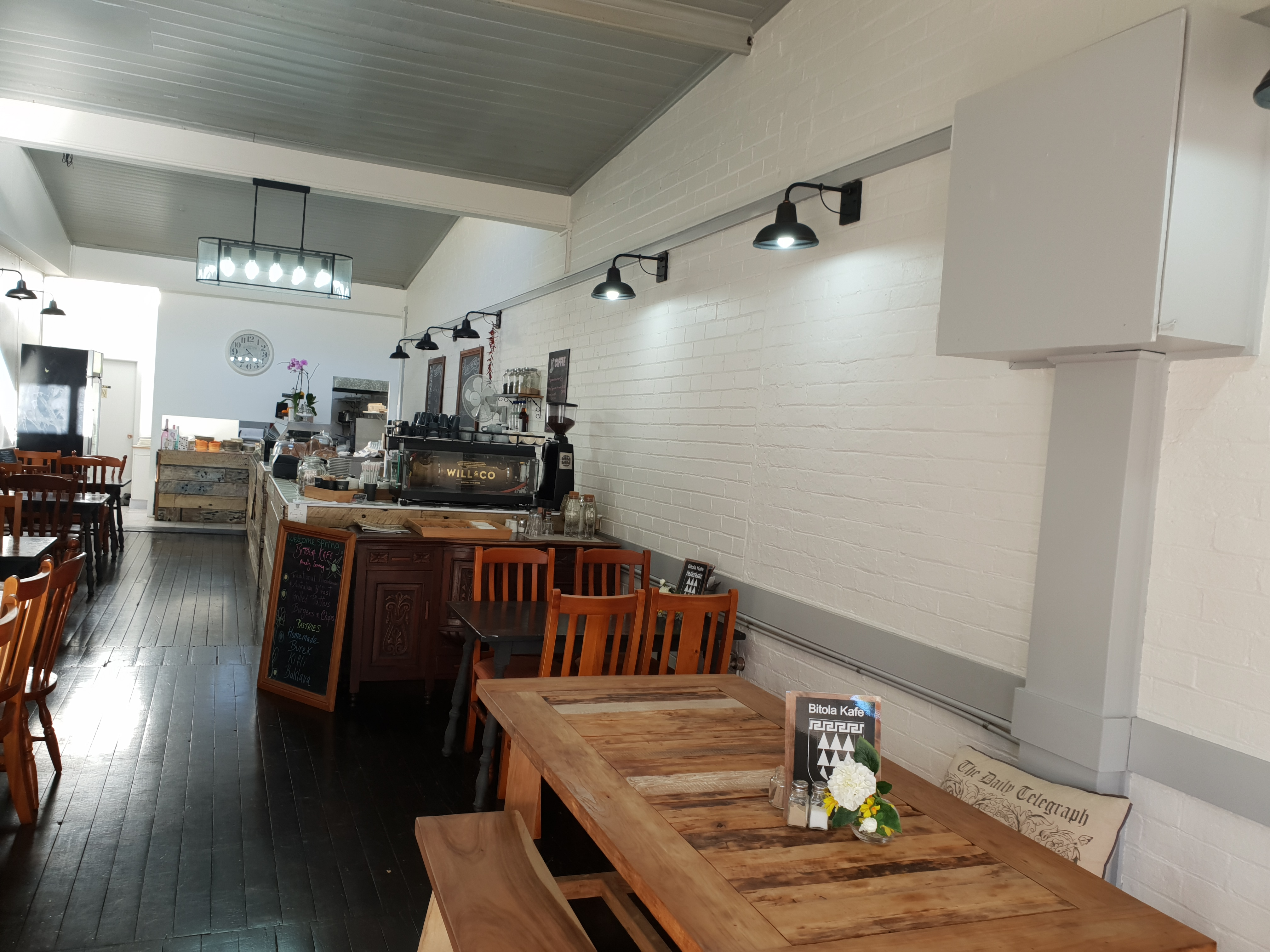Authentic Cafe on Main Street for sale  at Bowral