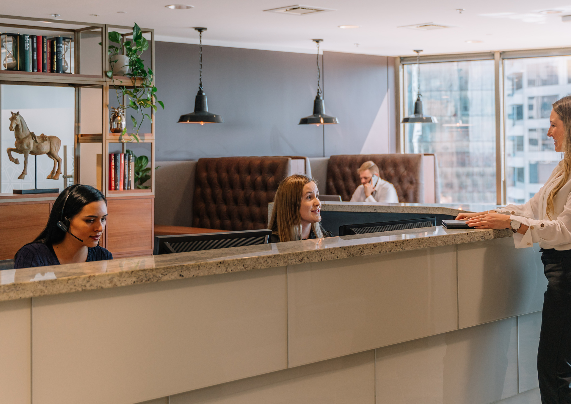 Plug and play 4-person private workspace in Sydney's CBD
