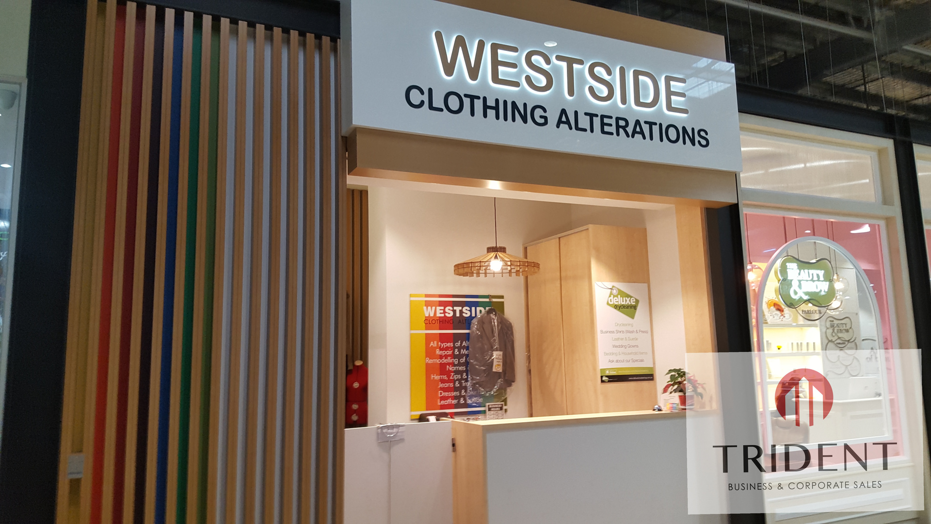 Clothing Alterations Business - Western Suburbs Area