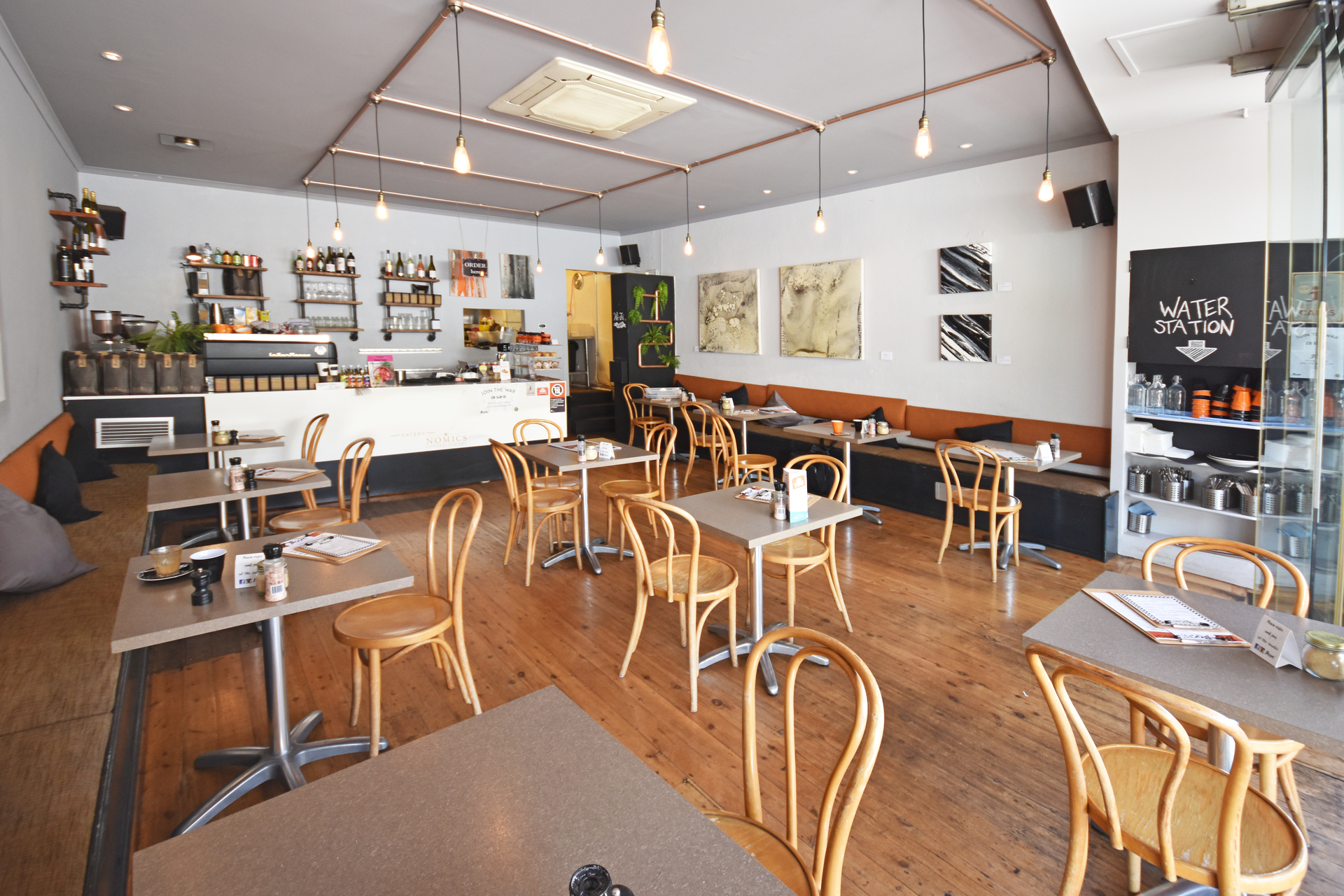Cafe For Sale - Lower North Shore