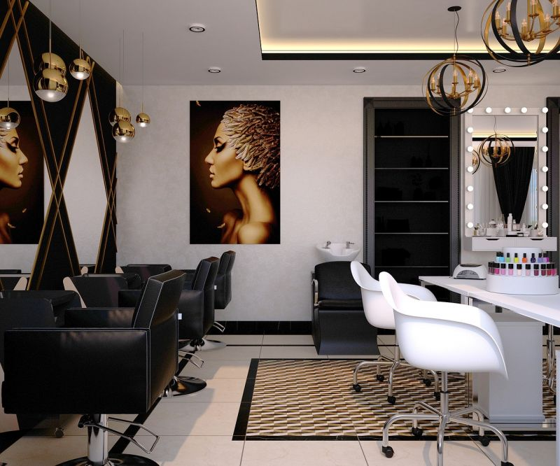 Modern boutique hair and Beauty  salon  in Cranbrook  region