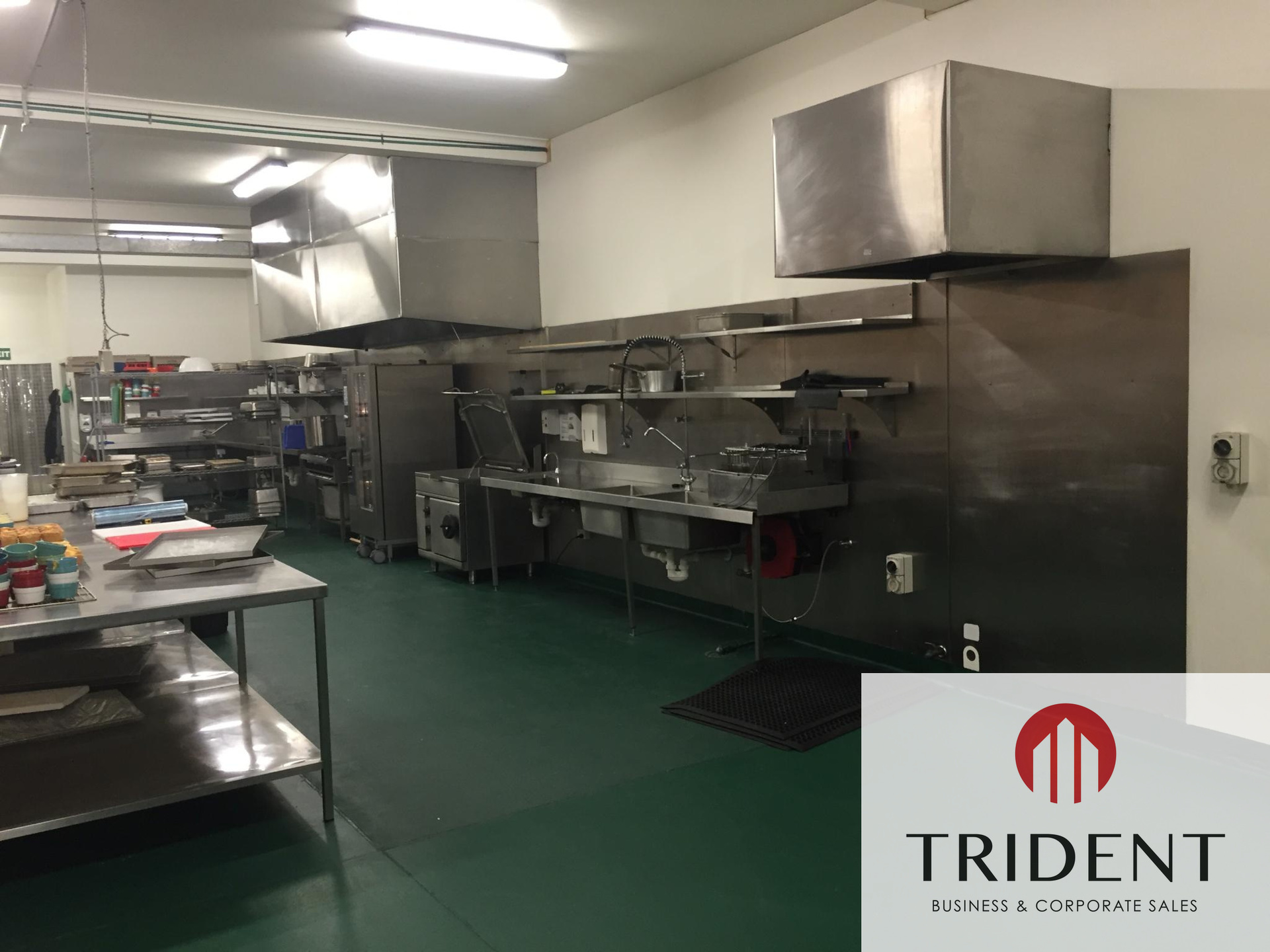 "Fully Equipped Commercial Kitchen ""Ideal Dark / Ghost Kitchen"" $150,000 Brunswick"