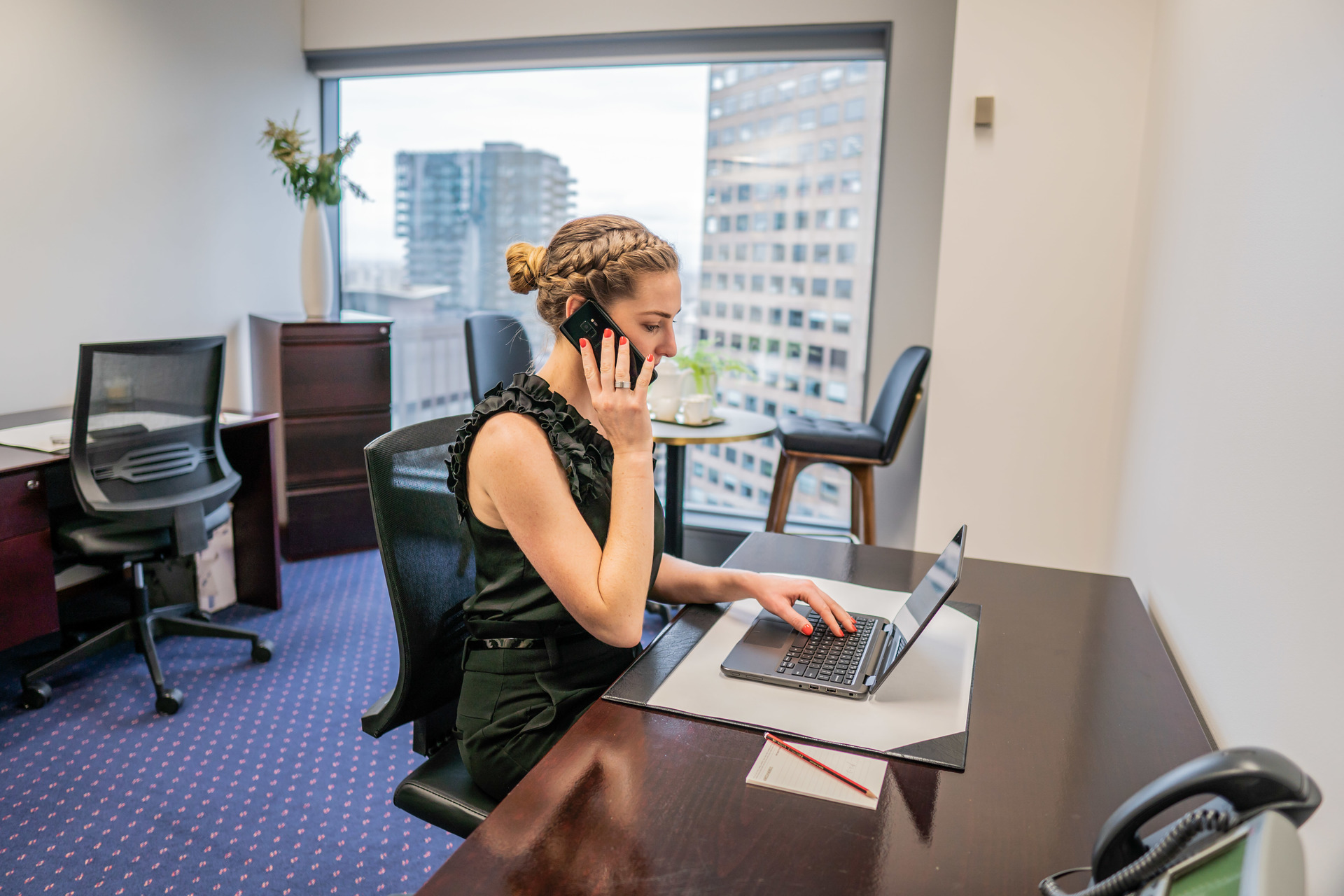 1-person workspace in a superior Eastern Suburbs business address