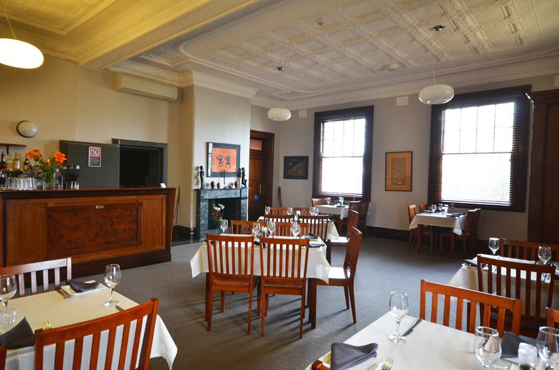 RESTAURANT & ACCOMMODATION FOR SALE - FABULOUS RESTORATION - GREAT ATMOSPHERE